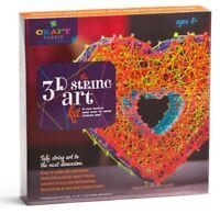 New Kids Craft Set-Ann Williams The 3D String Art Kit-Great Quality