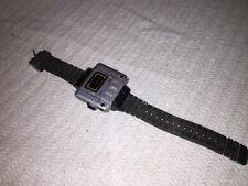1985 QUARTZ Transformers G1 Robot Black Two Strap Wrist Watch Diaclone Kronoform