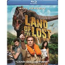 Land of The Lost - Blu-ray Region 1