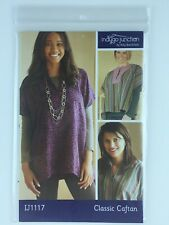 Indygo Junction Classic Caftan Sewing Pattern IJ1117 Amy Barickman Uncut