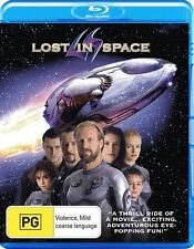 Lost In Space (Blu-ray, 2017)