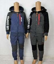 Kinder Jogginganzug Neu Jungen Trainingsanzug 2 Tlg Jungen Jacke + Hose Bis 158