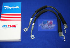 JEEP 2000-2006 Wrangler Raybestos Front Left & Right Brake Hoses (Pair)