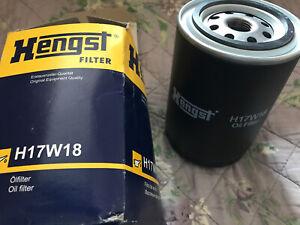 HENGST OIL FILTER FOR AUDI A4 VW PASSAT VAG A6 4B2 C5 AFN SEAT EXEO