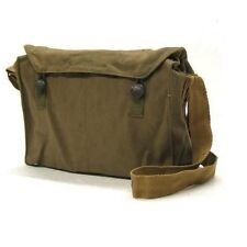 Shoulder Messenger Military Vintage Bag Army Czech Haversack Retro Satchel
