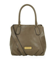 MARC Marc Jacobs Tote New Q Fran Puma Taupe NWT MSRP $448