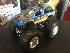 Hot Wheels Monster Jam Truck 1/64 Diecast Metal Obsession
