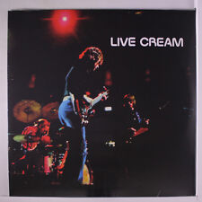 CREAM: Live Cream Volume 1 LP Sealed (Euro, 180 gram reissue) Rock & Pop