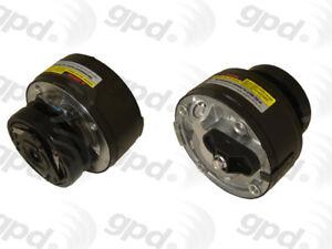 A/C  Compressor And Clutch- New Global Parts Distributors 7511357