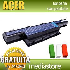 Batteria per portatile Acer AS10D75 , AS10D81 , BT.00603.11