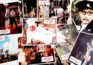 Jeu 10 photos - Le complot diabolique du Dr Fu-Manchu - Peter Sellers