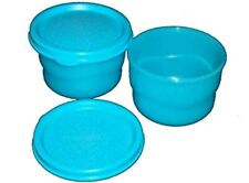 Tupperware Set of 2 Wavy Snack Cup Bowls