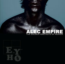 Alec Empire - The Golden Foretaste of Heaven (2008)  CD  NEW/SEALED  SPEEDYPOST