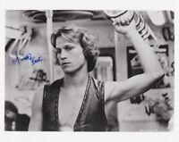 MICHAEL BECK signed Autogramm 20x25cm THE WARRIORS In Person autograph COA