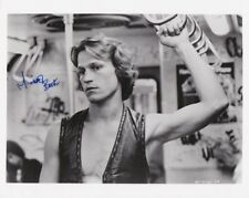 MICHAEL BECK signed Autogramm 20x25cm THE WARRIORS In Person autograph COA