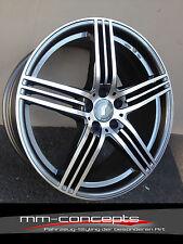 19 Zoll Rondell Felgen 8,5x19 et32 5x112 für Mercedes Benz E CLS W211 AMG E63 55