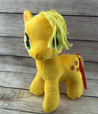 My Little Pony Applejack Yellow Plush 13 Inch Horse