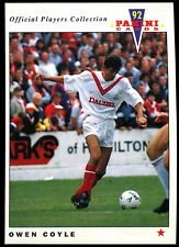 Owen Coyle Airdrieonians #298 Panini Football 1992 Card (C358)