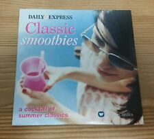 Classic Smoothies - 10 Track Daily Express Promo CD - VGC - Tested