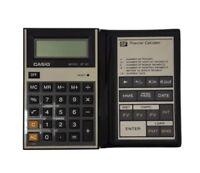 Vintage Casio Model BF-80 Financial Calculator (New!)