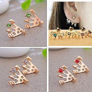 ladies earrings girls earring stud lovers earrings ear stud UK Seller