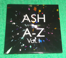 JAPAN: ASH - A - Z CD ALBUM,Alternative Rock,+ OBI,Gatefold Sleeve
