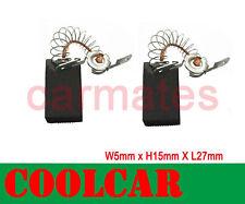 Motor Carbon Brushes For Miele W698 W709 W800 W806 WT745 WT746 Washing Machine