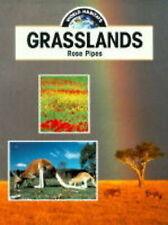Grasslands (World Habitats), Rose Pipes, New Book
