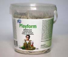 1kg  Playform  Modelliersand  Formsand Knetsand modellieren