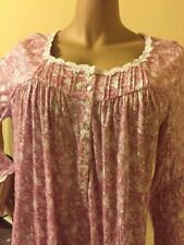 Eileen west nightgown Medium 100%  Modal  Red / White Paisley