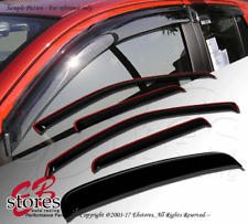 Vent Shade In-Channel Window Visor Sunroof 5pc Combo Chevy Chevrolet HHR 06-11