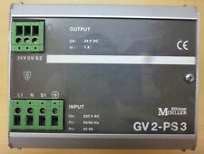 Steuertrafo Netzteil Klöckner Möller GV2-PS 3 230V auf 24 V DC 1A Transformator