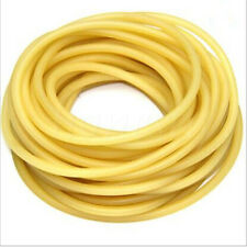 1/3/5/10M Natural Latex Rubber Band Tube for Catapult Elastic 6x9mm