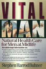 Vital Man: Natural Health Care for Men at Midlife-ExLibrary