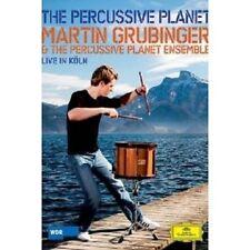 Martin grubinger-the Percussive Planet DVD NUOVO
