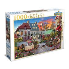 1000pc Tilbury Kids/Family/Teen Village Square 69x50cm Jigsaw Puzzle Toys 8y+