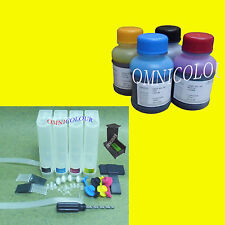 Empty CISS +400ml ink for HP 60 61 62 63 64 65 cartridges HP60 HP61 HP62 HP63