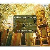 Russian Piano Trios: Music by Arensky; Borodin; Glinka; Rimsky-Korsakov; Taneyev