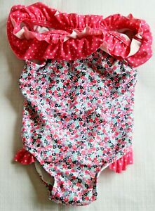 Mothercare girls swimming costume - age 18 - 24 months