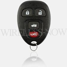 Car Key Fob Keyless Remote 4Btn For 2006 2007 2008 2009 2010 Chevrolet Impala