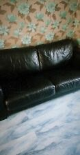 Leather Sofa Bed Used