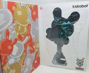"Kidrobot x Wendigo Toys 8"" Teal Balloon Dunny By Andrew Martin 2019 LE 200 NIB"