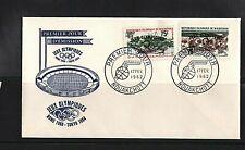 WORLDWIDE  OLYMPICS  1964 ISLAMIC MAURITANE EMVELOPE, LOT  # 14  B