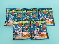 DeAgostini Seamonsters & Co.  5 Booster / Figuren Fische