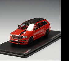 1:43  GLM Jeep Grand Cherokee SRT8 F1 F1EL Resin Model