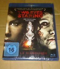 Two Eyes Staring - Der Tod ist kein Kinderspiel - Blu-ray - NEU & OVP