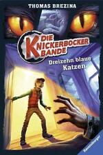 Dreizehn blaue Katzen / Die Knickerbocker-Bande Bd.7 von Thomas Brezina (2015, Gebundene Ausgabe)