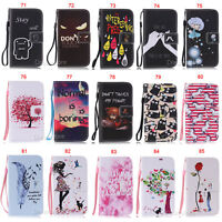 Bear Card Wallet Leather Flip Magnetic Case Cover For iPhone 6 6S Plus 7 8 Plus