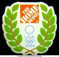 OLYMPIC PIN ATHENS 2004 SPONSOR HOME DEPOT TEAM USA NOC