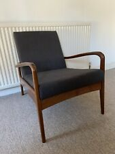 More details for mid-century greaves and thomas armchair